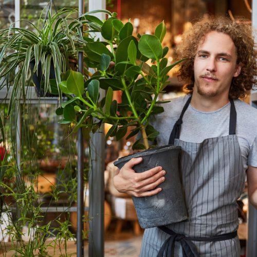 Florist-GuyWithPlant-MedSize